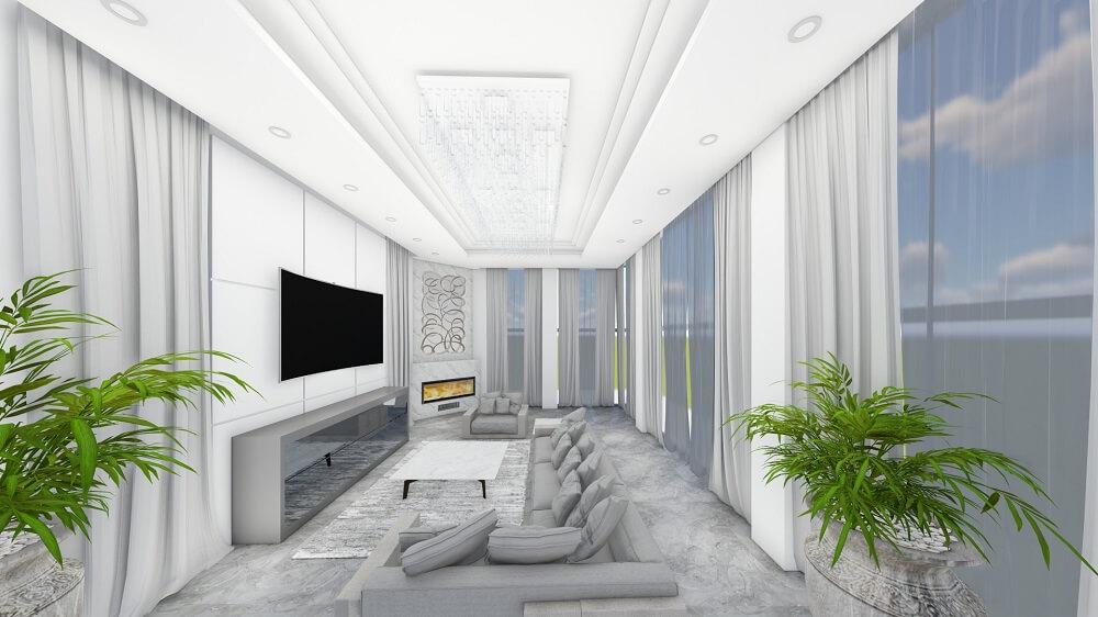 Cyprus villa design
