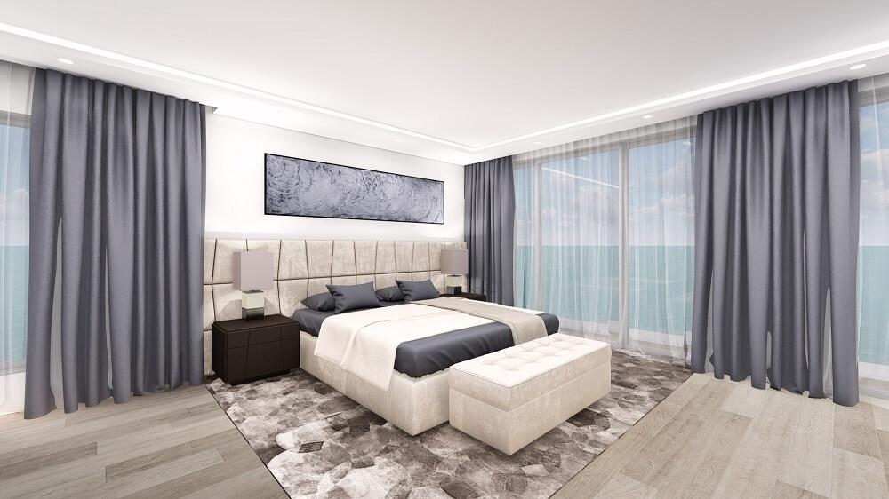 2 room apartment 3d design