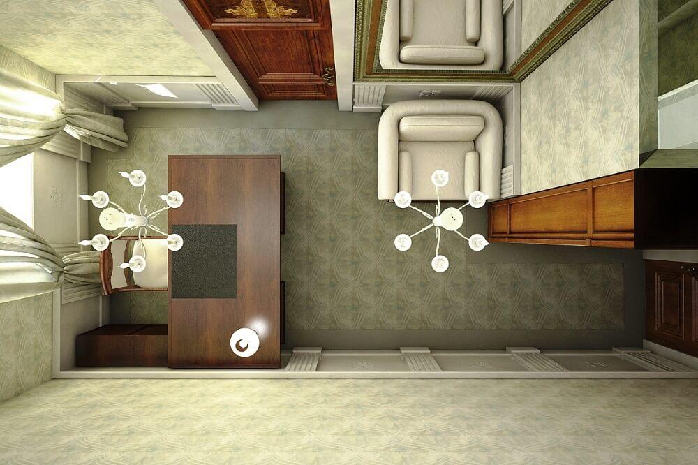 Office Interior design in 3D