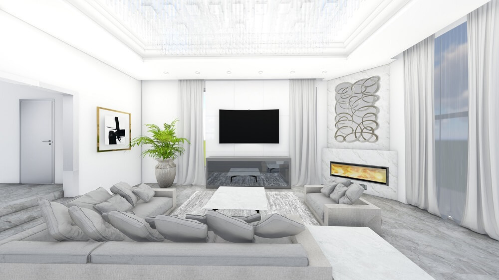 Villa design Cyprus