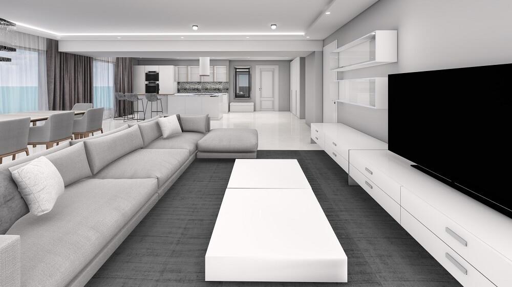 Order apartment design in Cyprus