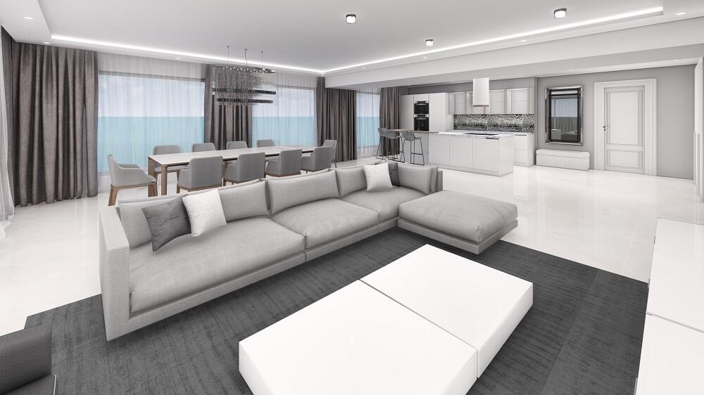 Order apartment design