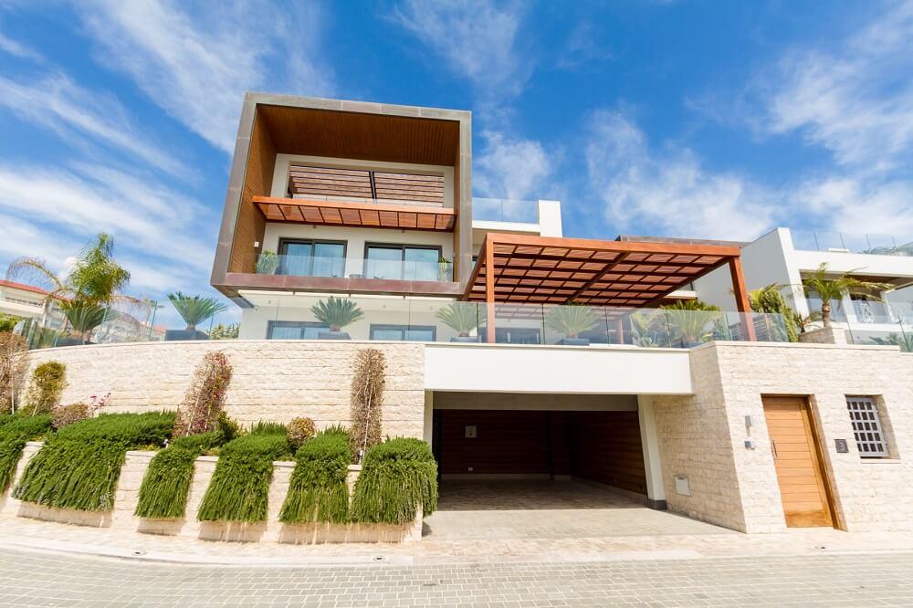 Дизайн виллы на Кипре