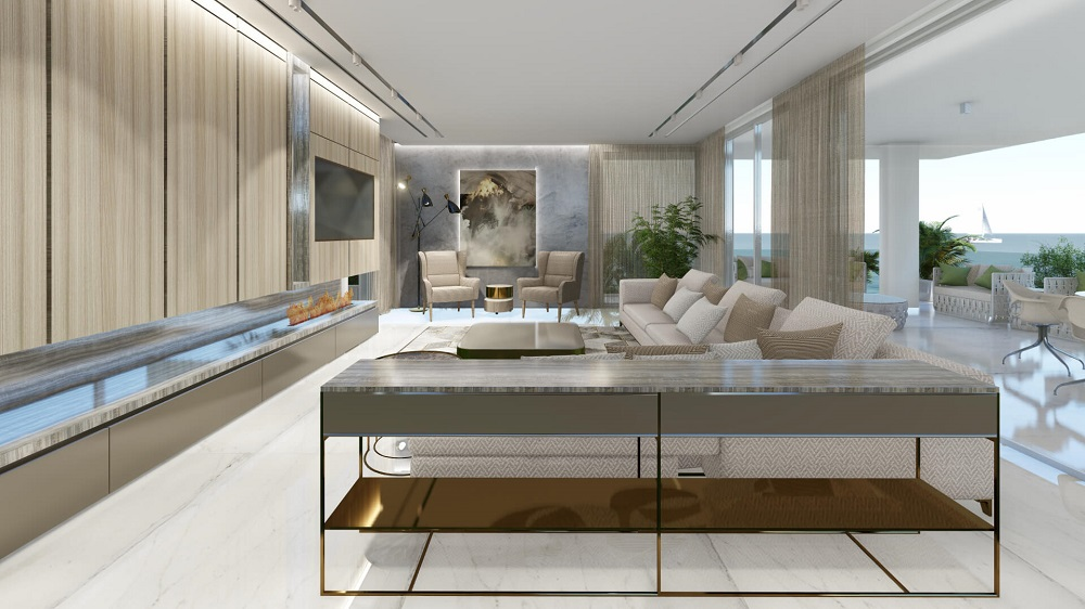 Modern interior desing Limassol