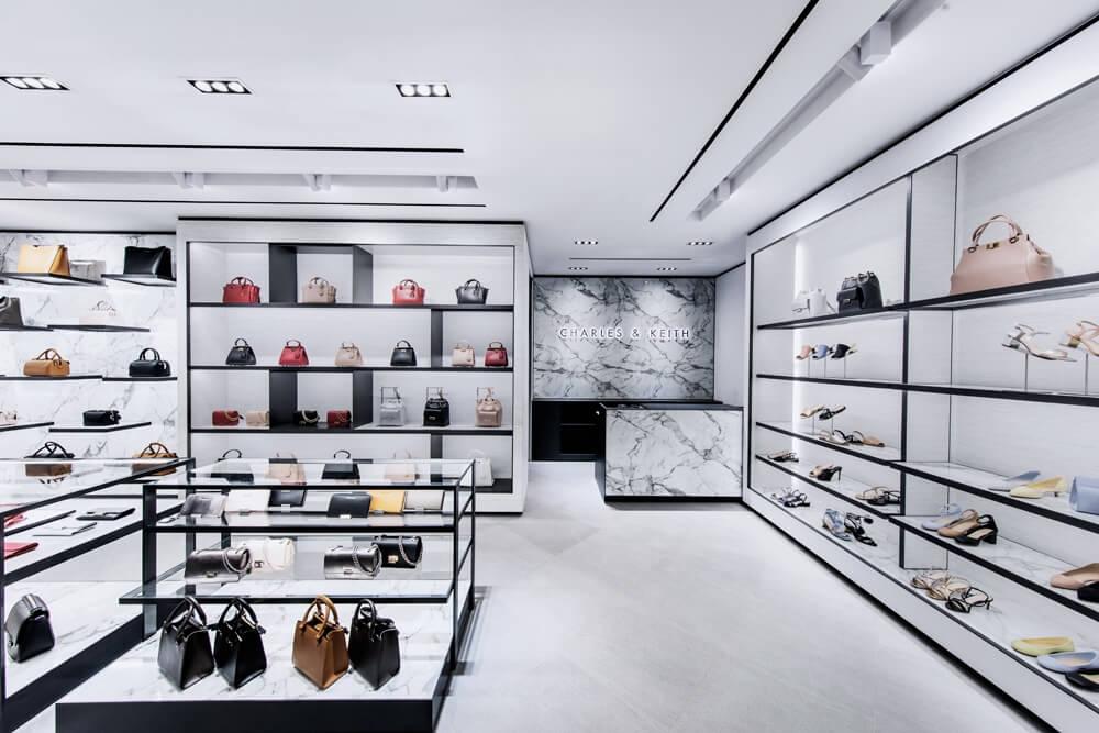 Дизайн интерьера магазина на Кипре