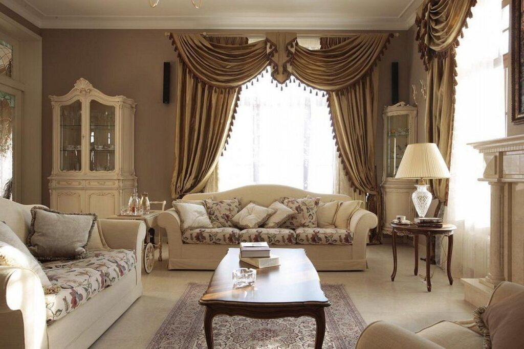 Classic interior design